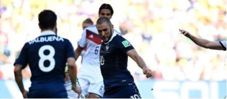 France vs Allemagne coupe du monde 2014