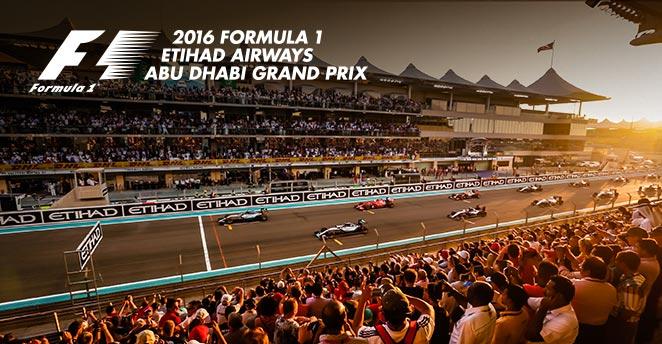 Formule 1 Grand Prix d'Abu Dhabi